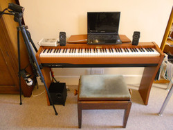 Piano teaching London