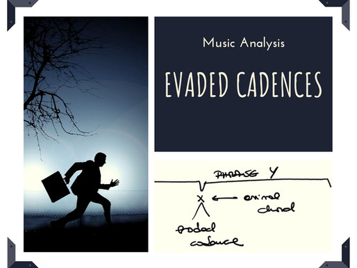 Evaded Cadences