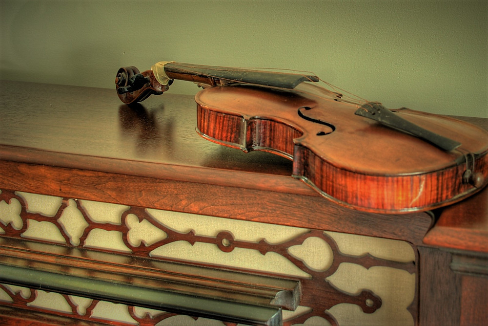 Stradivarius violins