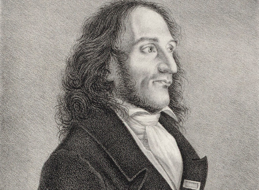 Analysing Paganini Caprices