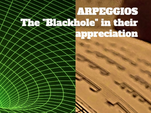 "The Arpeggios: The ""Blackhole"" in their appreciation"