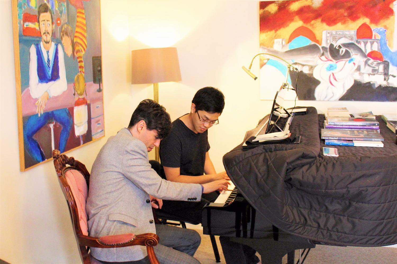 music teachers london