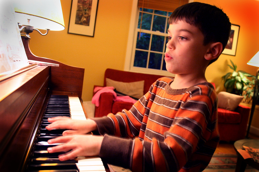 six piano practise tips