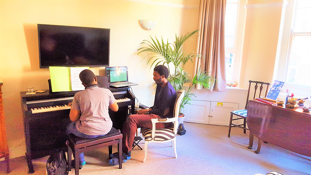 Piano Lessons for beginners Level 2