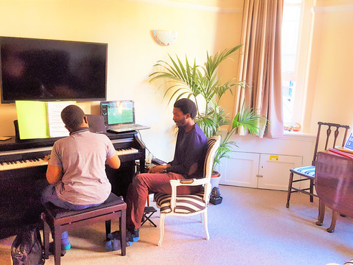 Piano lessons for Beginners Level 2 - WKMT Syllabus
