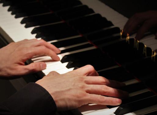 Piano fingering