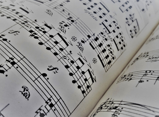 The five contributing elements in Musical Analysis: Melody, Harmony, Rhythm, Sound, and Growth