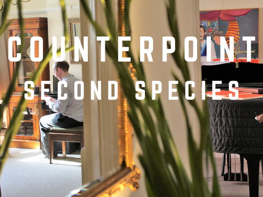 Counterpoint - Second Species