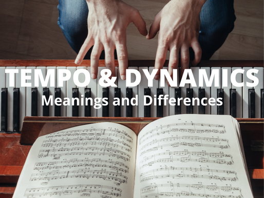 Tempo Terms: Meanings and Differences