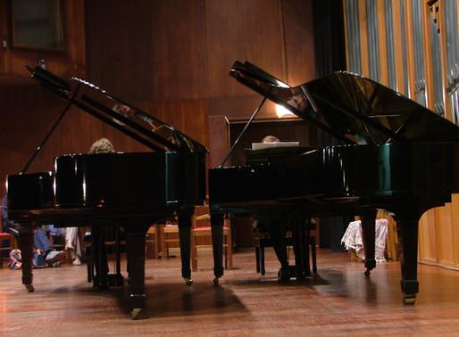 WKMT Piano Masterclass - October 26th, 2019