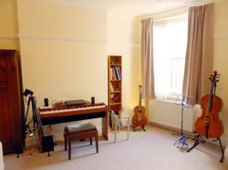 Gutar practising room