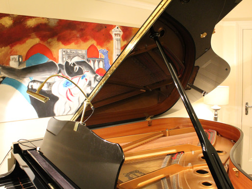 Piano Masterclass for Children 18.03