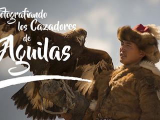 Fotografiando a los cazadores de águilas de Altai