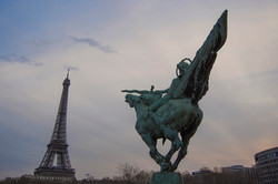 Paris city of Arts