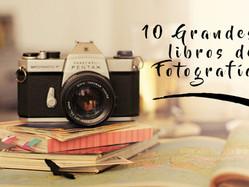 10 grandes libros de fotografía