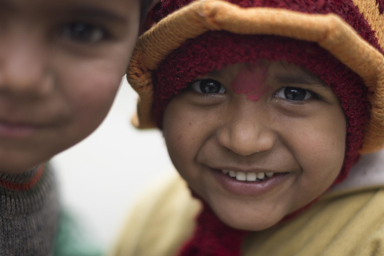 Niños de Kathmandu