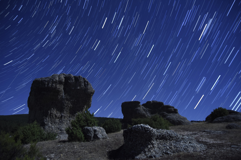 Rastros de estrellas burgos 2