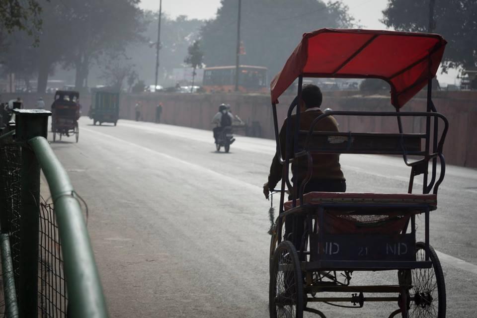 Los rickshaw son más económicos que los Tuk Tuk pero más lentos