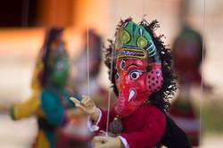 Juguetes tradicionales Newar