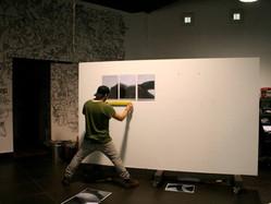 Exposición colectiva Fronteras