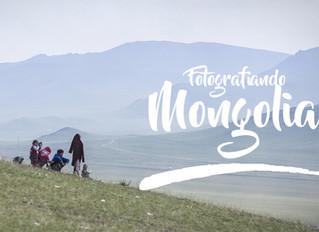 Fotografiando Mongolia