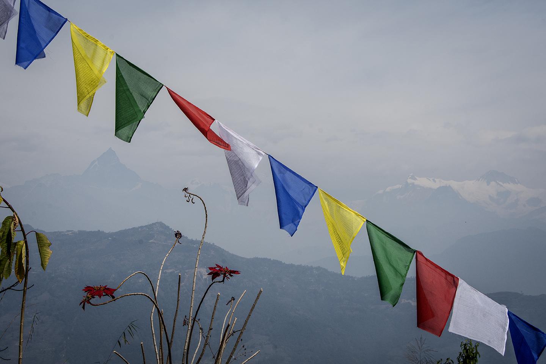 Banderas de oración