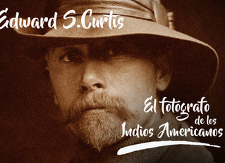 Edward S. Curtis:El fotógrafo de los Indios Americanos