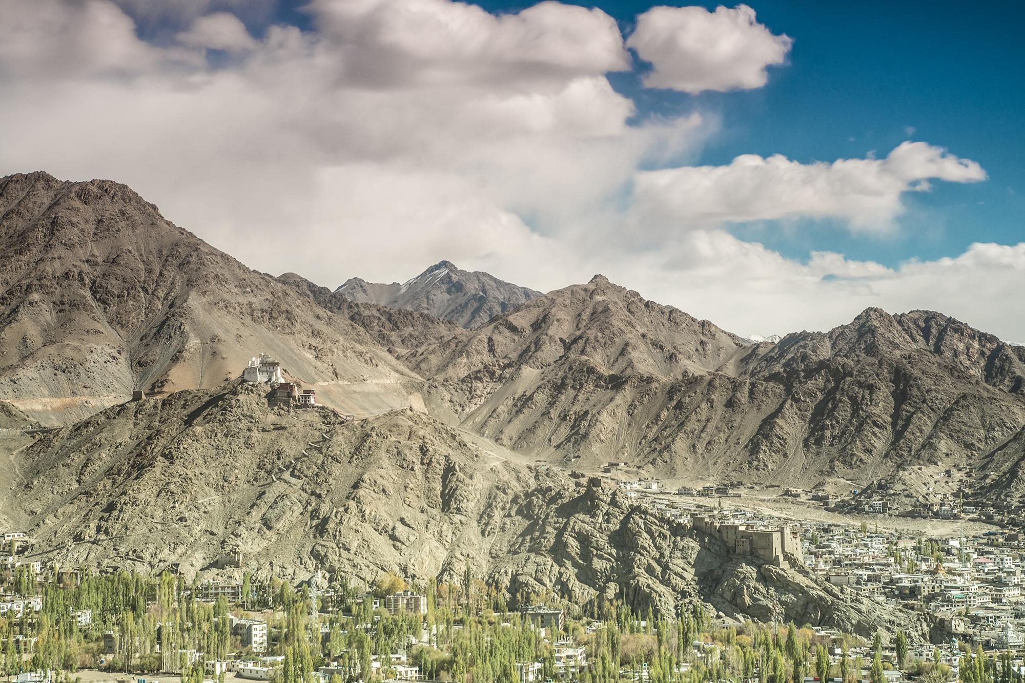 Ladakh, la tierra de los altos pasos