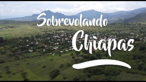 Sobrevolando Chiapas