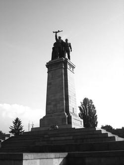 Estatua soviética