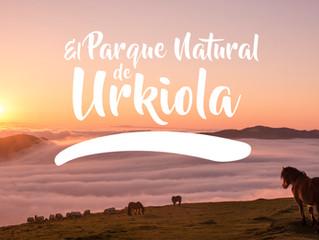 El Parque Natural de Urkiola