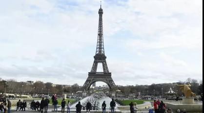 Timelapse París