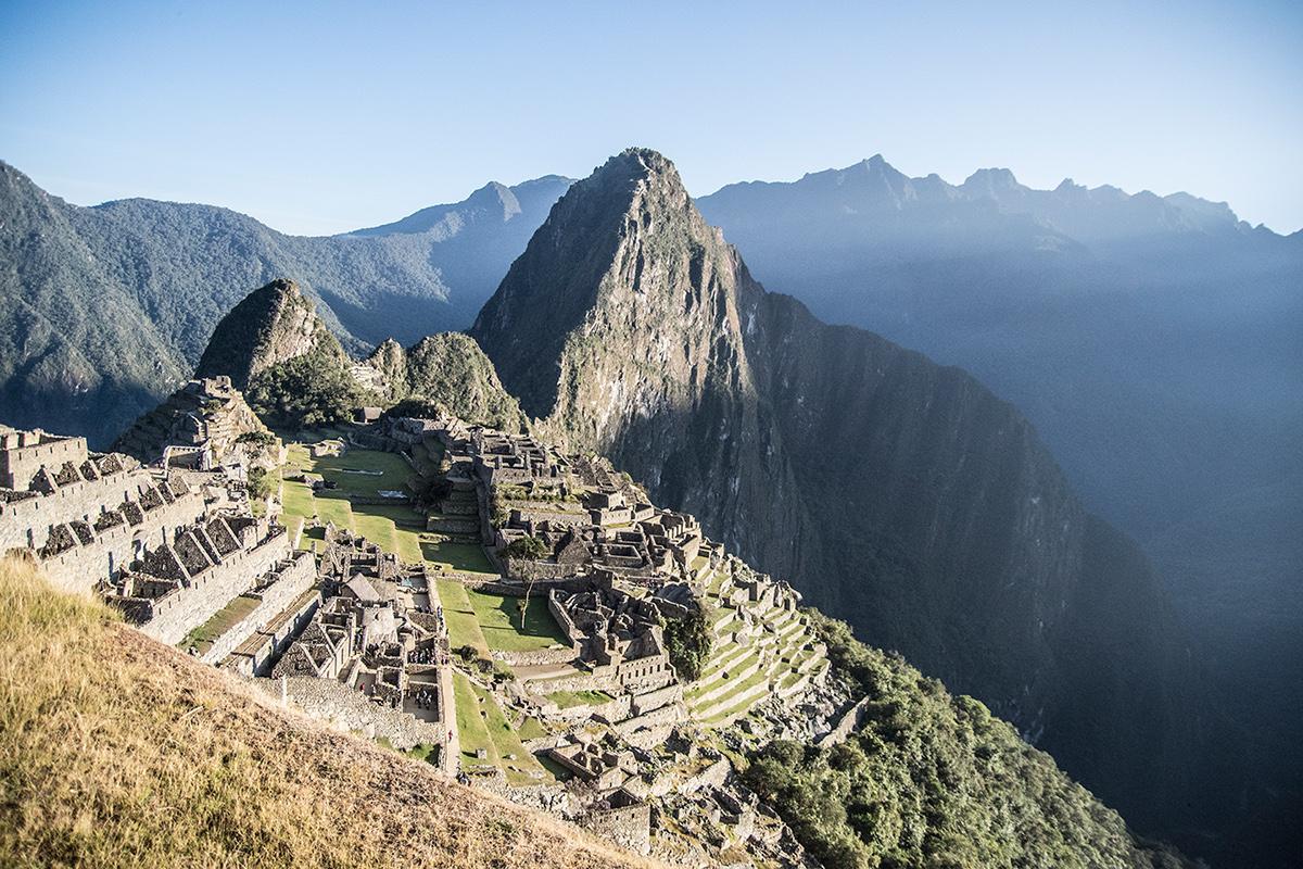 Machu Picchu: el antiguo mundo Inca