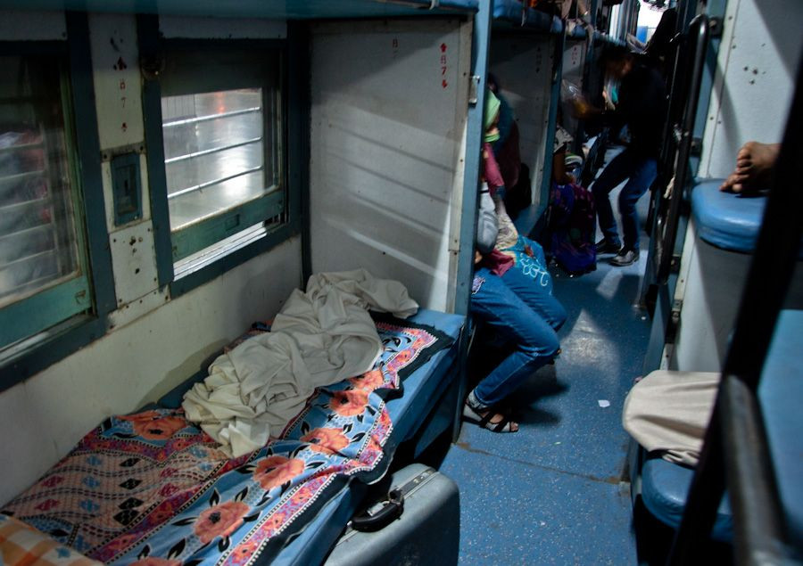 train sleeper class