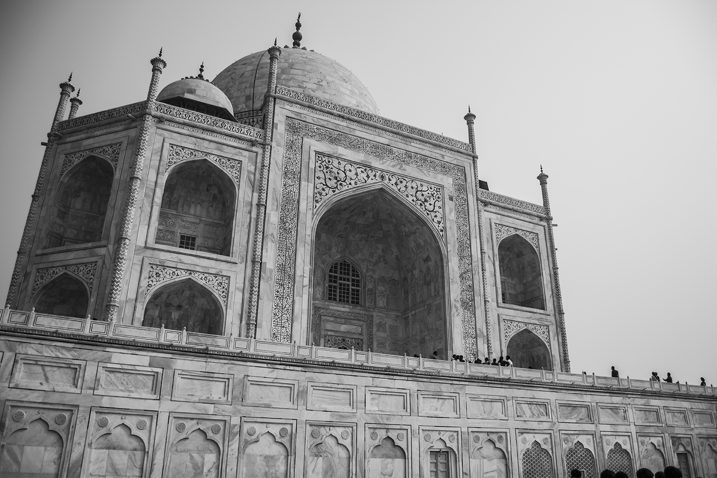 Taj Mahal: A tomb for love