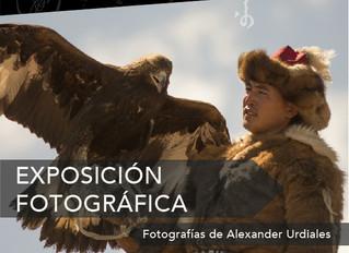 Exposición fotográfica de Mongolia