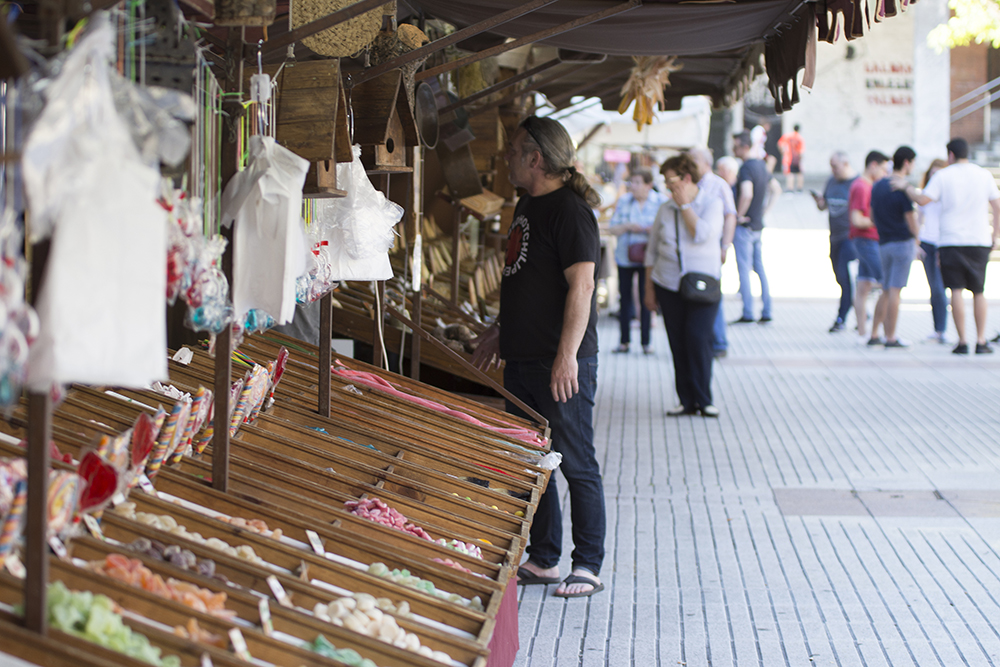 Feria medieval Galdakao