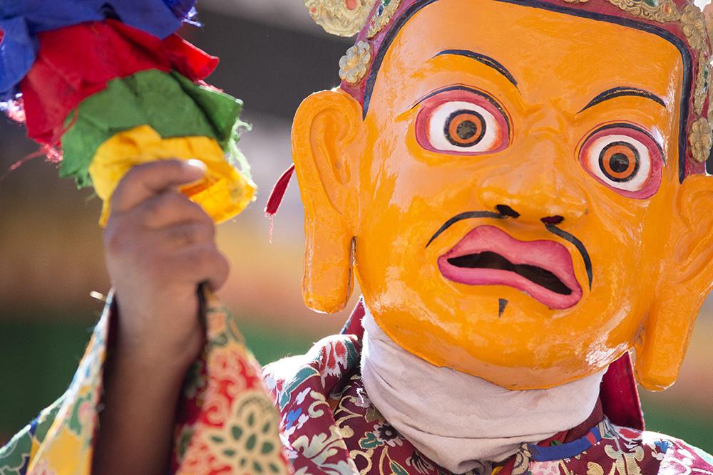 Thiksey Gustor Festival