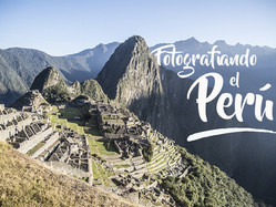 Fotografiando el Perú