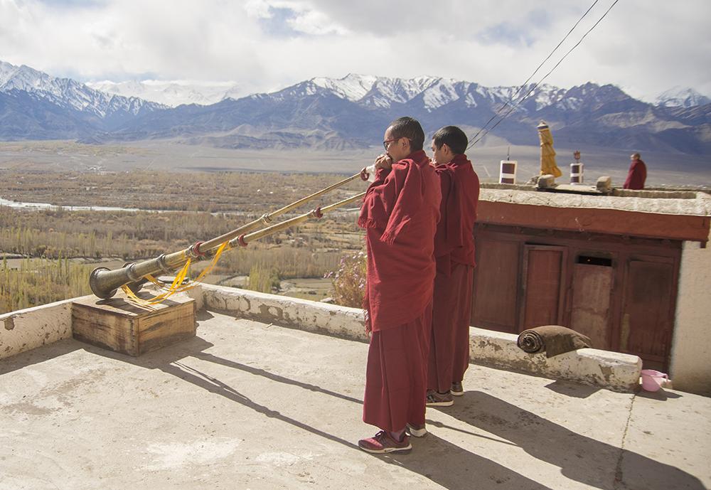 Budismo en Ladakh