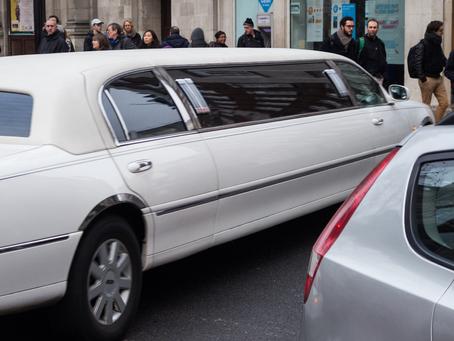 Limousine Etiquette 101