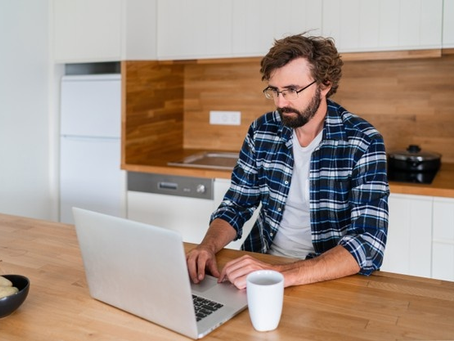 3 Tips for Coping with Cabin Fever While Working From Home