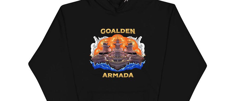 Exclusive Goalden Armada Unisex Hoodie