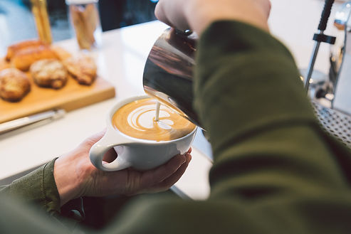 Blue Sparrow Coffee - Neighborhood Coffee Shop