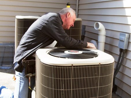 Quick Do-it-Yourself Guide to AC Maintenance