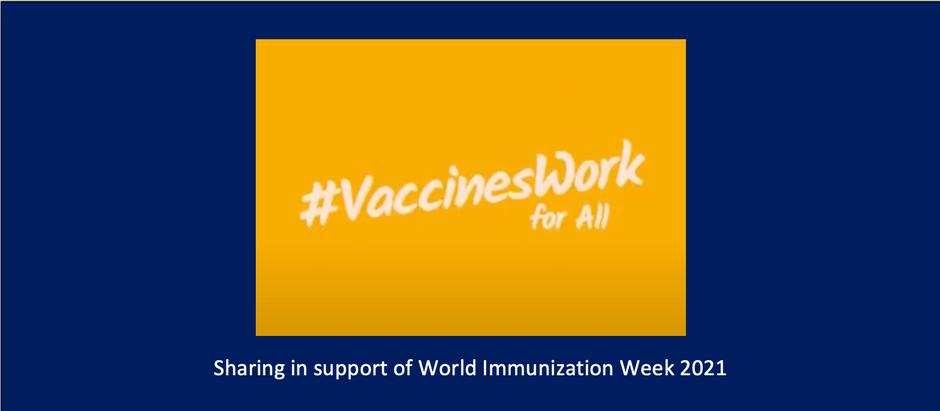 A quick reminder: vaccines work!
