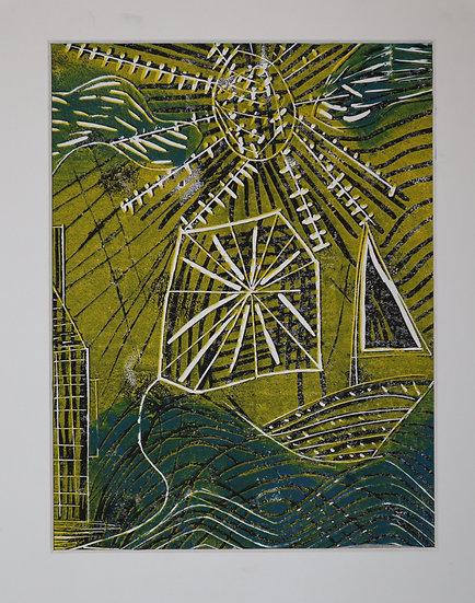 Sailing Away 5 By Rohan Kumara
