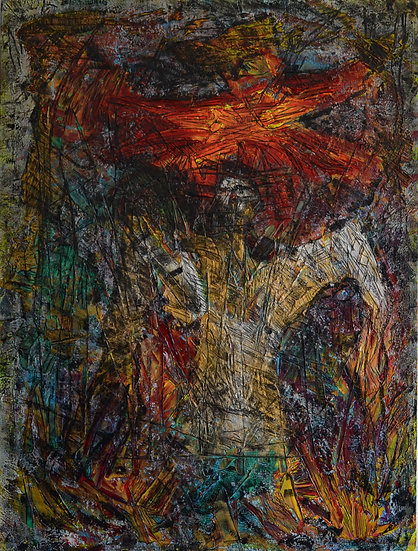 Scarecrow by Rohan Kumara