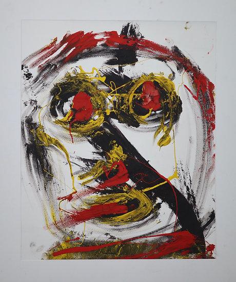 Faces 3 By Rohan Kumara