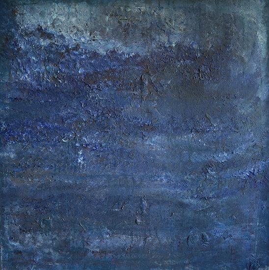 Deep Blue by Rohan Kumara